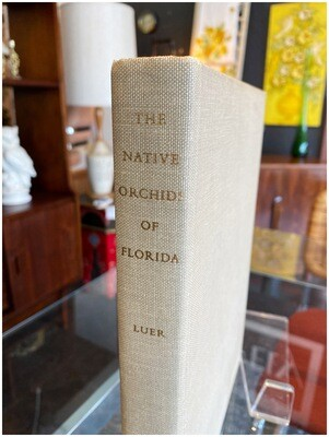 The Native Orchids of Florida, 1972