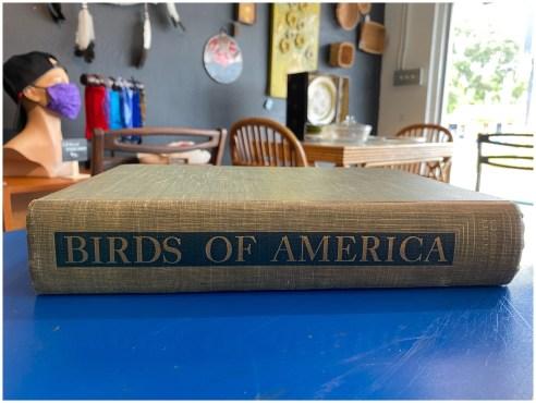 1936 Birds of America Book