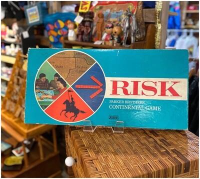 Vintage 1963 Risk Game