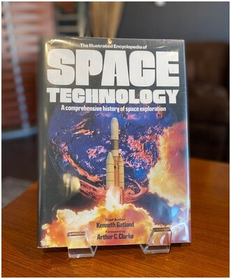 Vintage 1981 Space Technology Book