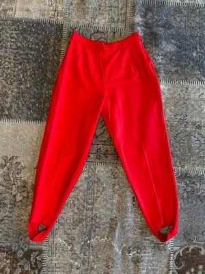 Vintage 90's Cache Stirrup Pants