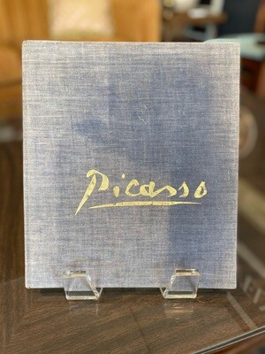 Mid Century Modern 1968 Picasso Art Book by Keith Sutton