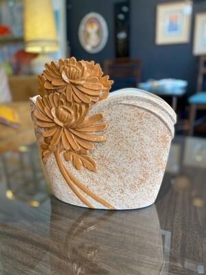 Vintage Ceramic Flower Holder