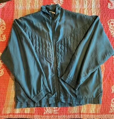 Vintage Silk Jacket
