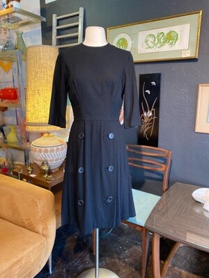 Vintage 1960's Youth Guild of NY Dress