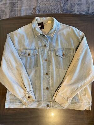 Vintage Mickey & Co Denim Jacket