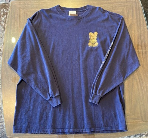 Vintage Walt Disney World Long Sleeve T-Shirt