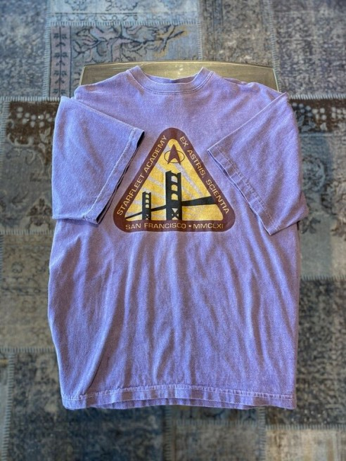 Vintage Starfleet Academy T-shirt