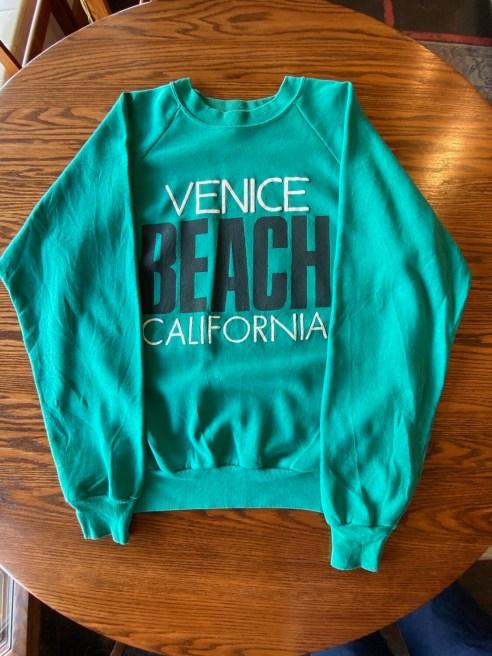 Vintage Venice Beach California Sweatshirt