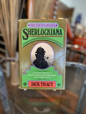 1977 The Encyclopedia Sherlockiana or A Universal Dictionary of the State of Knowledge of Sherlock Holmes