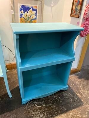 Vintage Aqua Shelf