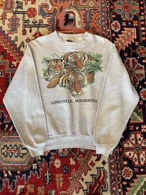 Vintage Longville, Minnesota Sweatshirt
