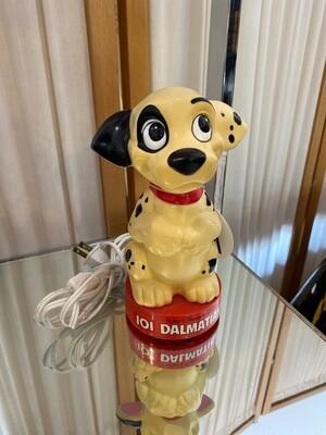 Vintage 101 Dalmatians Lamp