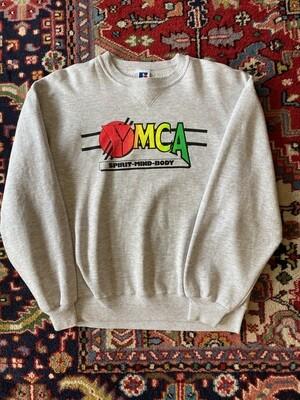 Vintage YMCA Spirit Mind Body Sweatshirt