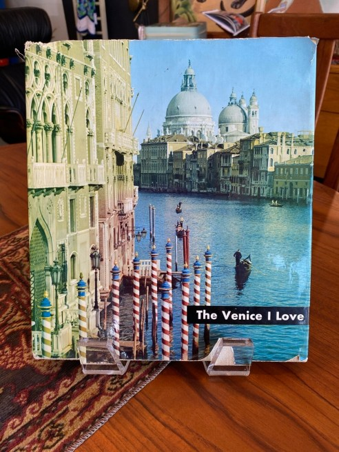 Vintage The Venice I Love