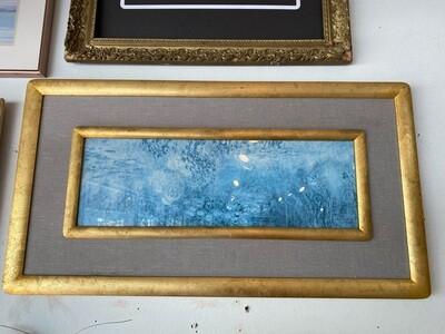 Vintage Framed Original Wall Art
