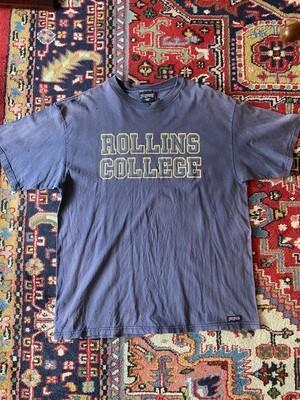 Vintage Jansport Rollins College T-Shirt