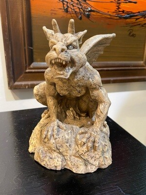 Gargoyle Figurine Made in France