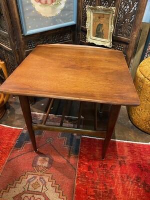 Mid Century Modern Danish Made Side Table