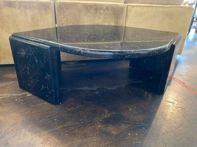 Post Mod Marble Art Deco Style Coffee Table