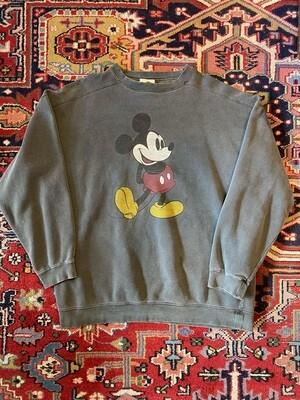 Vintage Traditional Mickey Sweatshirt