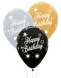 Sparkles Happy Birthday