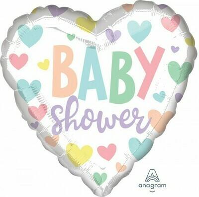 Standard Baby Shower Love S40