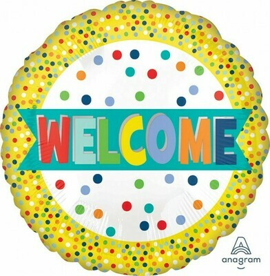 Standard Welcome Lots of Dots S40