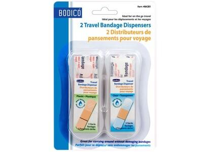 Bodico 2-pk-10 pc Bandage
