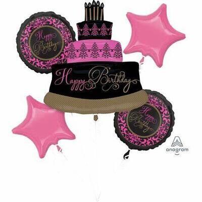 Fabulous Celebration Balloon Bouquet
