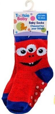 Tootsie Baby, Boy Socks, 12-24m