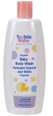 Tootsie Baby,354mL (12oz) Baby Body Wash, Tearless