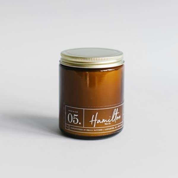 Moss & Oak Jar Candle