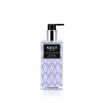 Cedar Leaf & Lavender Liquid Hand Soap
