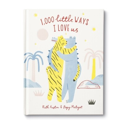 1,000 Little Ways I Love Us Book