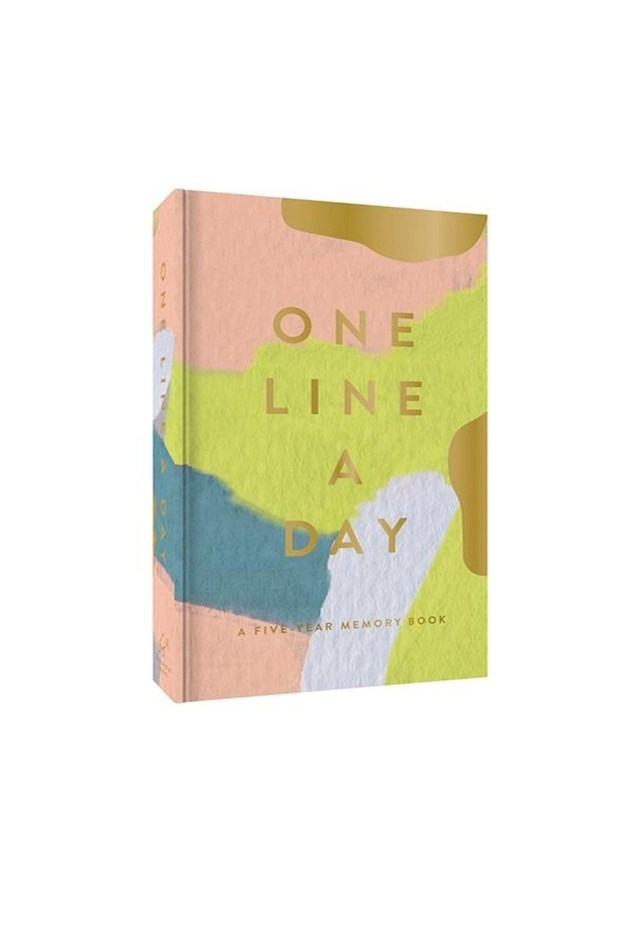 Modern One Line A Day Journal