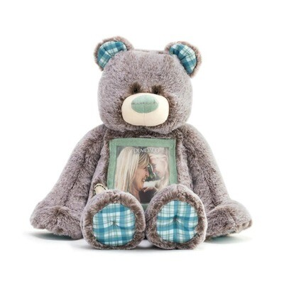 Grandma Here To Hug Bear
