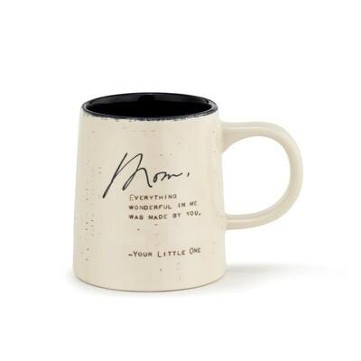 Note to Mom Mug