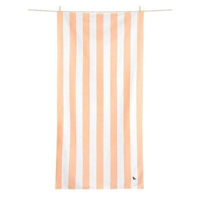 Peach Quick Dry Towel