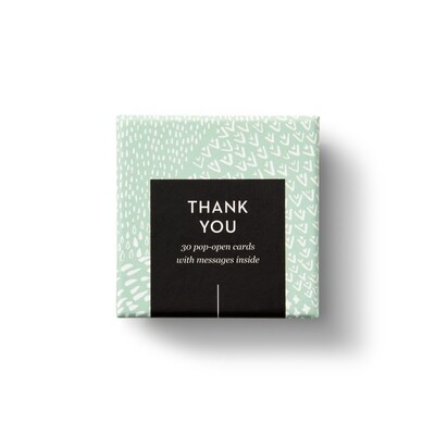 Thoughtfulls Pop-Up Cards - Thank You