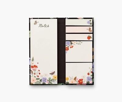 Strawberry Fields Sticky Note Folio