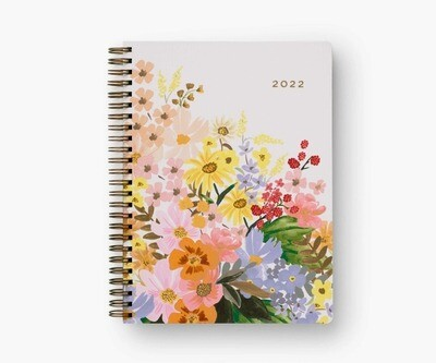 2022 Marguerite 12 Month Soft Cover Planner