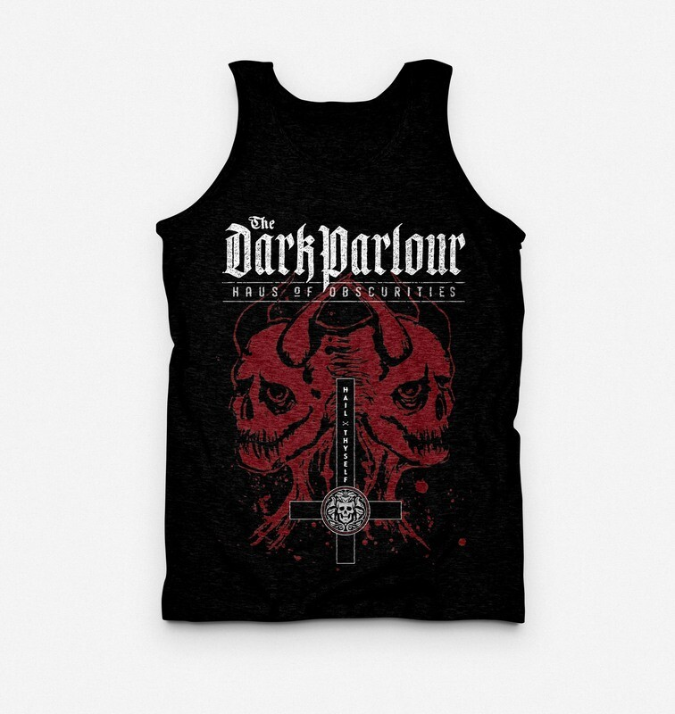 Two-Headed Demon Athletic Tank (Mens Cut)