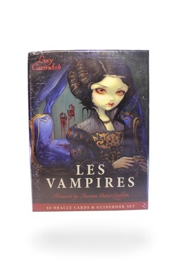 Les Vampires Oracle Deck