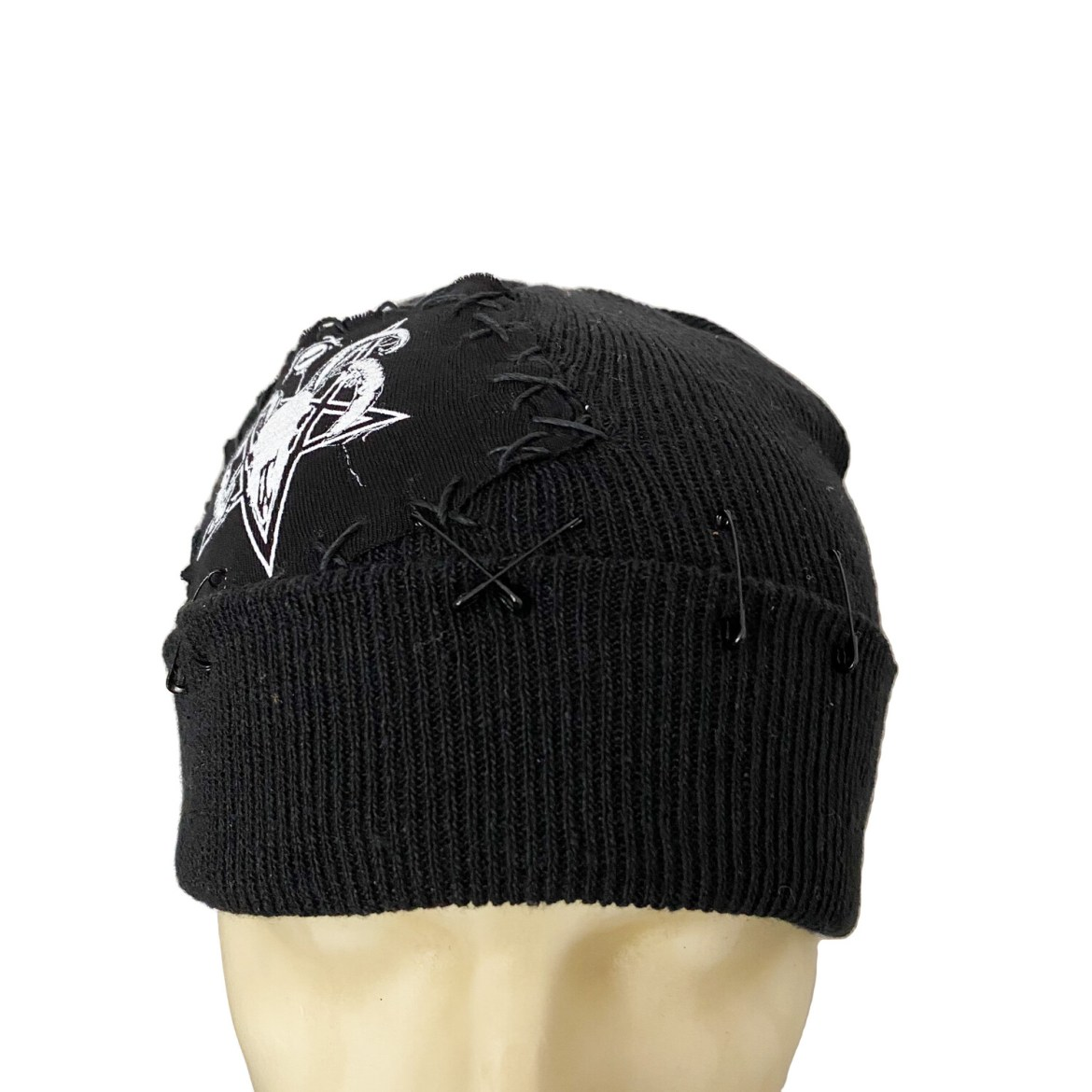 DIY or D*E The Calling BlackOut Beanie