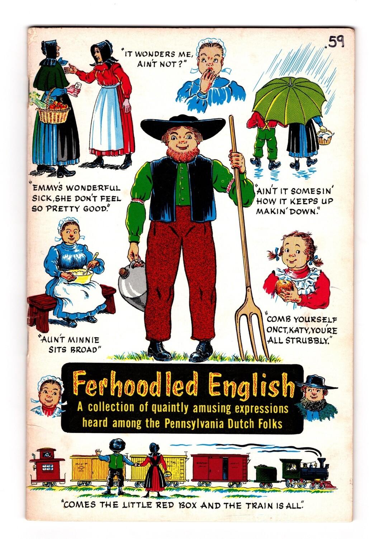 Ferhoodled English