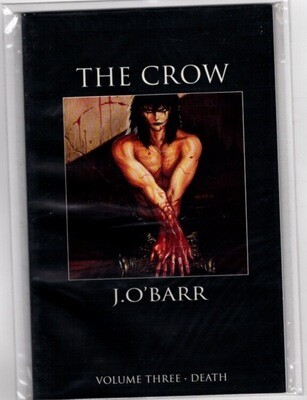The Crow Vol 3 Death 1992