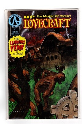 HP Lovecraft #1 The Lurking Fear