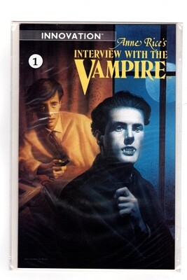 Anne Rice #1 Interview w/Vampire 1991