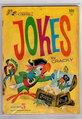 Jokes by Cracky #5 1971